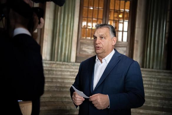 Orbán Viktor: A csata döntő fázisába léptünk