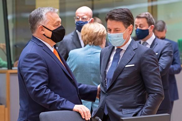 Olasz válasz a magyar helytállásra