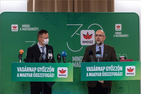 Jót tenne a magyar-román viszonynak, ha az RMDSZ erősebb lenne a román parlamentben