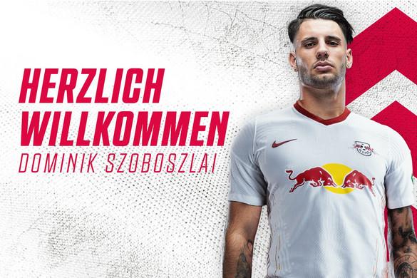 Szoboszlai Dominik a Leipzighez igazolt