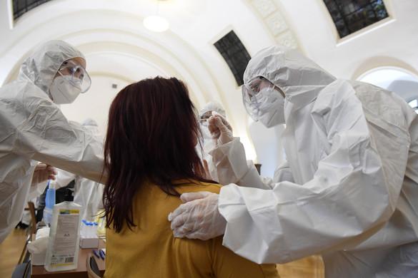 Tovább csökkent az aktív fertőzöttek száma
