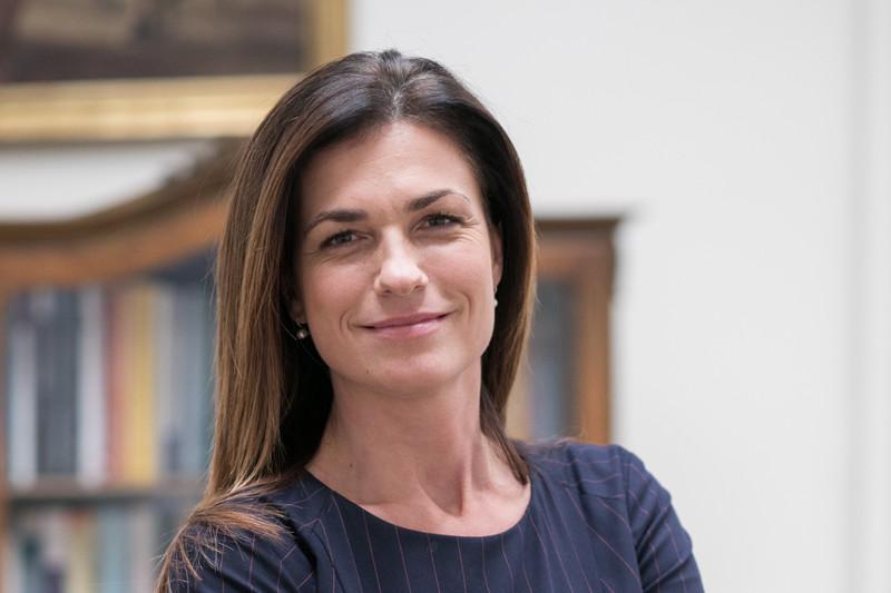 Varga Judit igazságügyminiszter