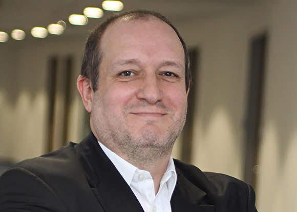 Nebojsa Damjanovich a Resend Agency vezetője