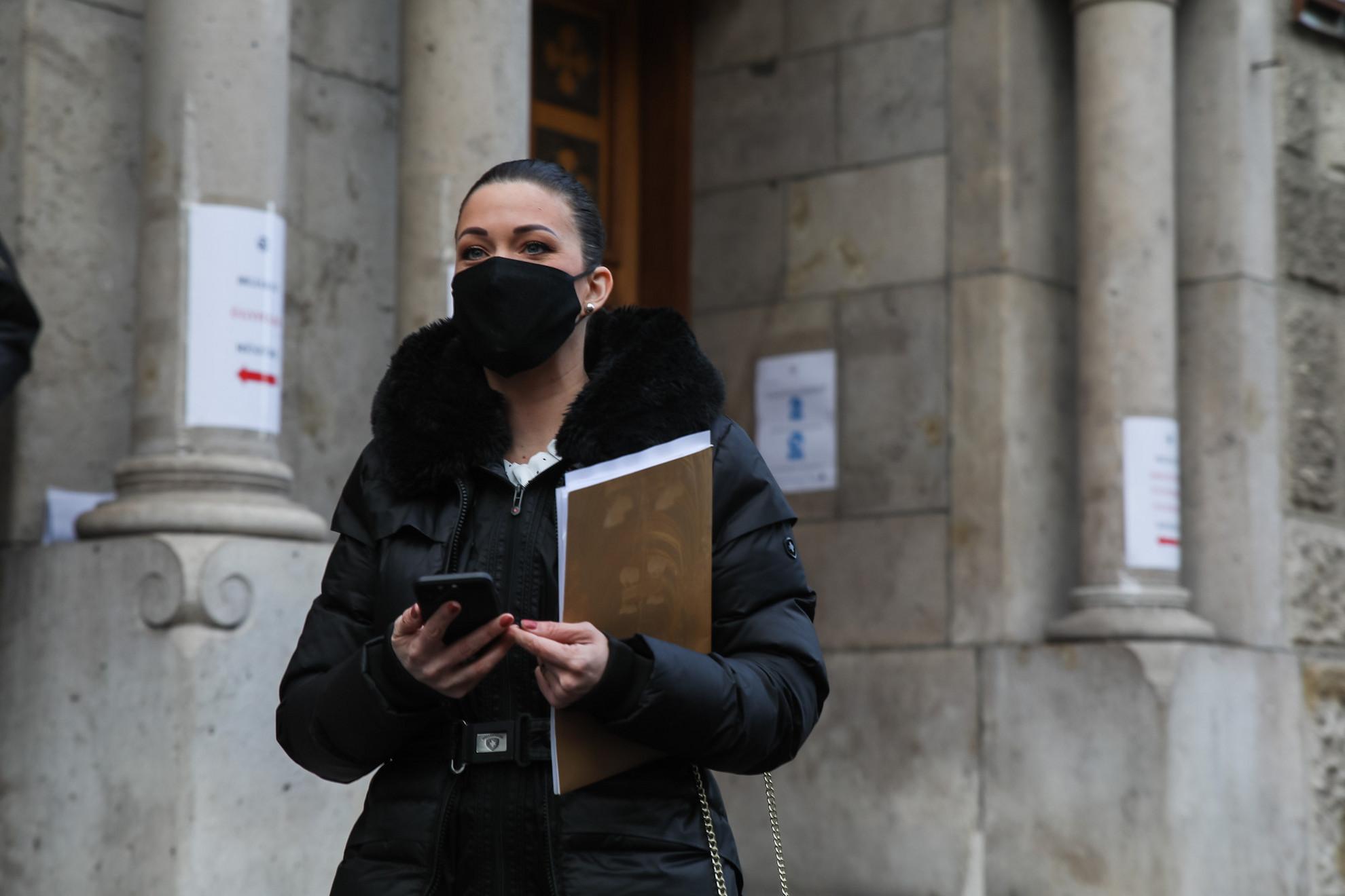 Demeter Márta ellen 2019 novemberében emelt vádat a Központi Nyomozó Főügyészség