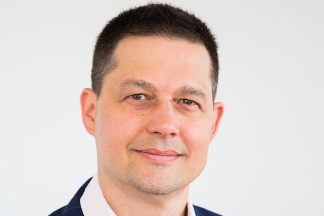 Török Szabolcs, a Magyar Posta Zrt. marketingkommunikációs igazgatója
