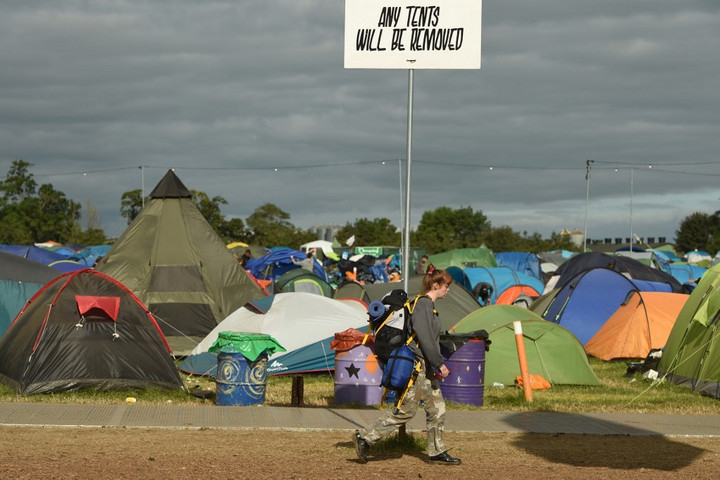 Idén is elmarad a Glastonbury fesztivál