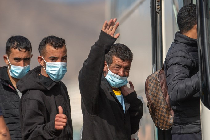 A pandémia miatt csak minimálisan estek vissza a migrációs adatok