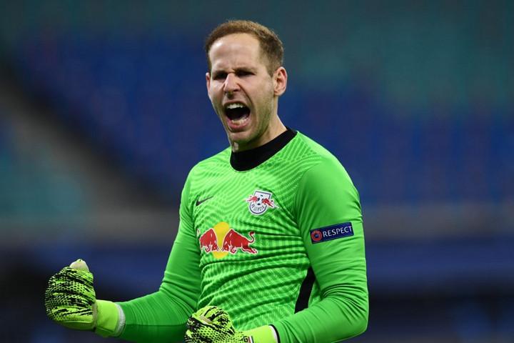 Gulácsi lett 2020 legjobb kapusa a Bundesligában