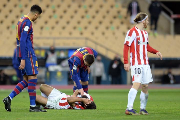 Hatalmas büntetésre számíthat Messi