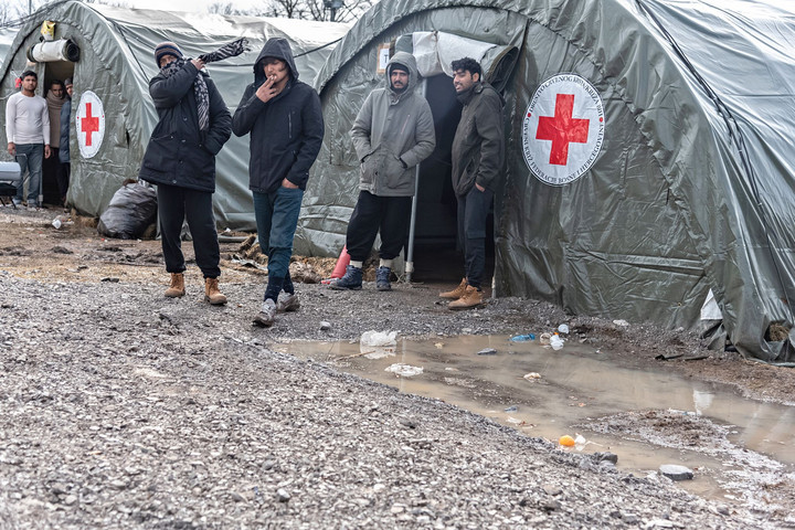 Az elutasított afgán és iraki menedékkérők hazatérése, valamint reintegrációja