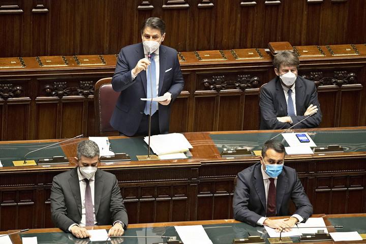 Döntő szavazás elé nézhet Conte