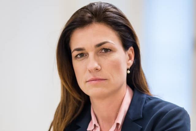 Varga Judit a GVH elnökével egyeztet