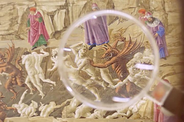 Egy ismeretlen Botticelli