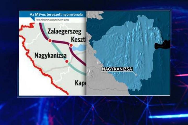 Hibás térképpel manipulál a Népszava