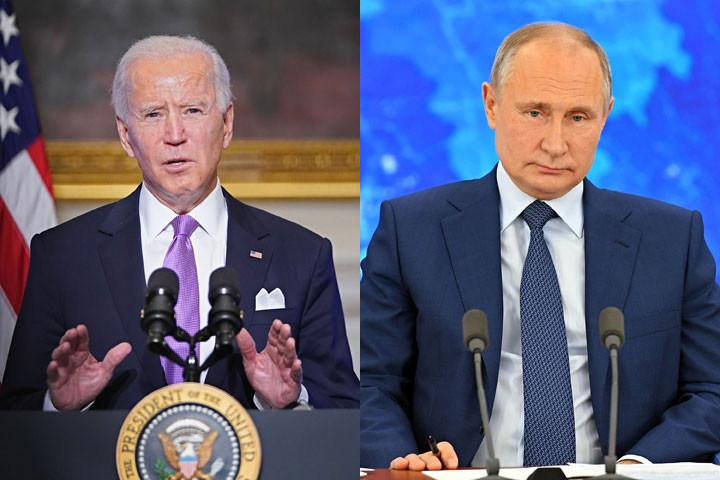 Biden a júniusi G7-csúcson találkozna Putyinnal