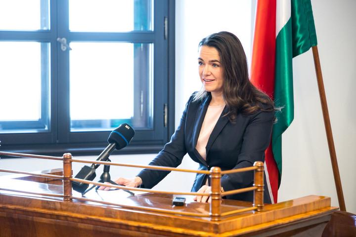 Novák Katalin: Új élettel töltjük meg az európai jobboldalt
