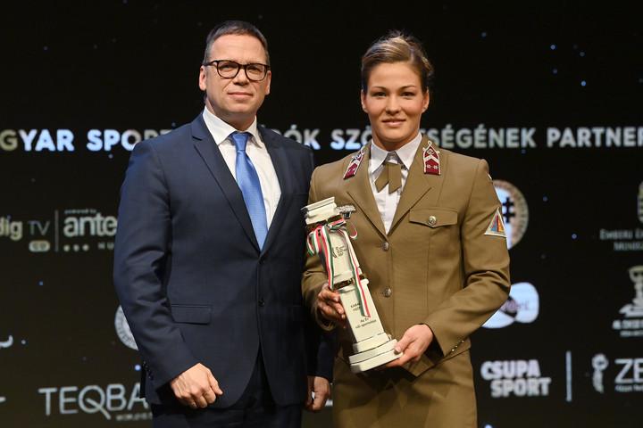 Szoboszlai és Karakas lettek az év sportolói