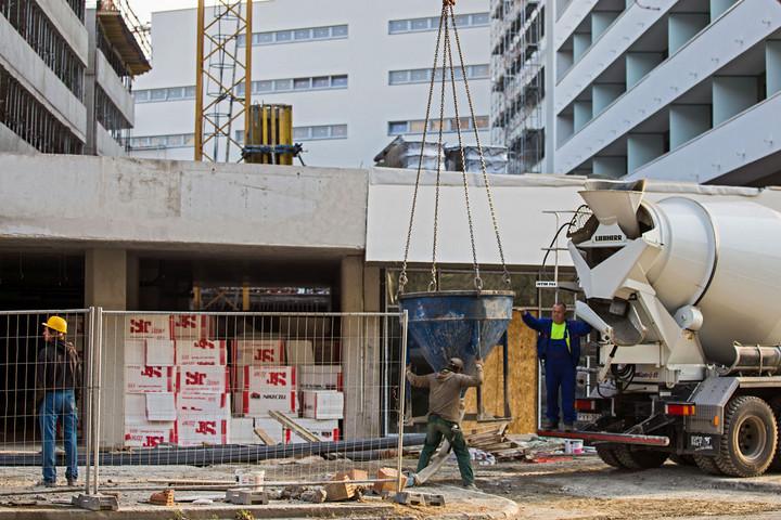 Fellendült a hazai építőipar