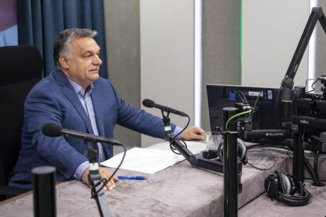 Orbán: A vakcina élet és minden élet számít
