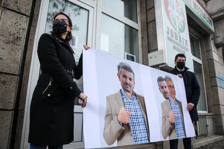 """""""Jakab Péter elárulta a Jobbik választóit és tagjait"""""""