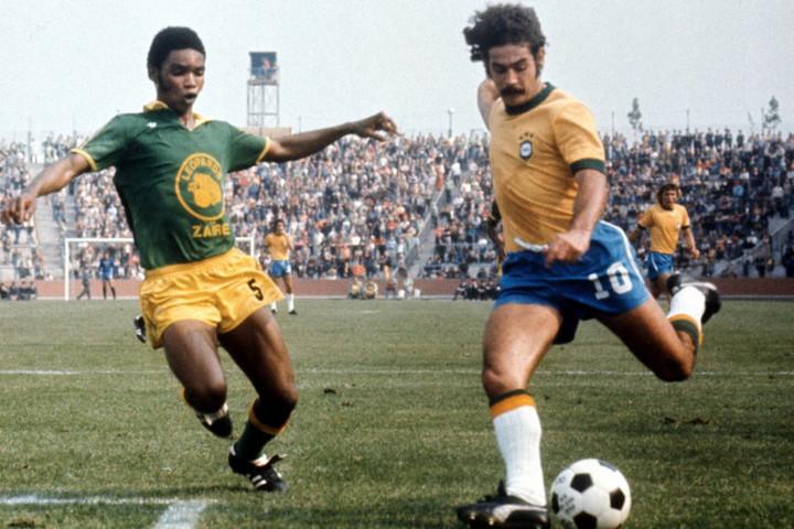 Rivellino: A bajszos brazil varázsló, akiért Maradona is rajongott