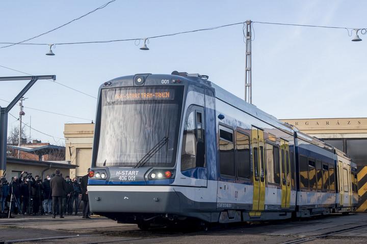 A tram-train a teljes magyar közlekedésre hatással lesz