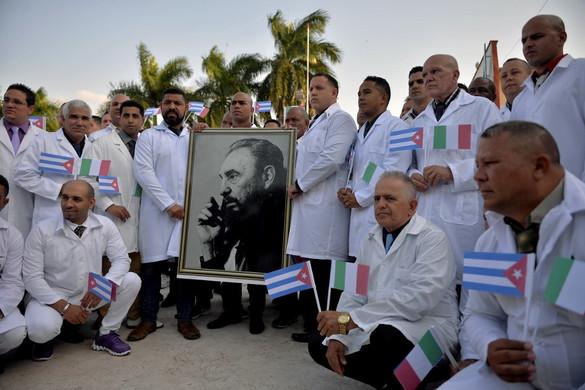 Kuba mint egészségügyi nagyhatalom