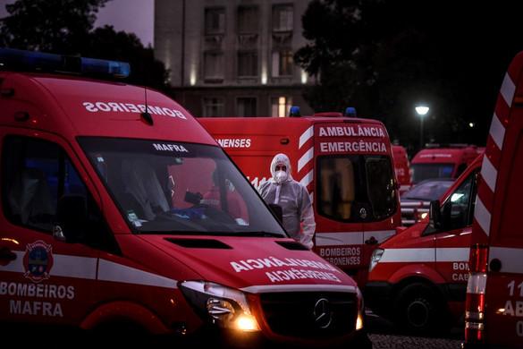 Tragikus fordulat Portugáliában