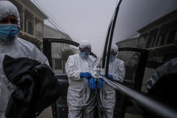 WHO: Újra emelkedni kezdett a fertőzöttek száma Európában