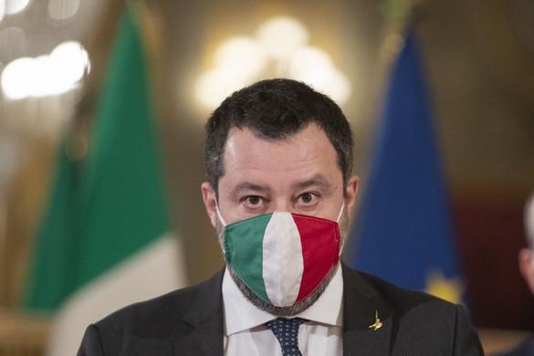 Salvini változást sürget a migrációs politikában