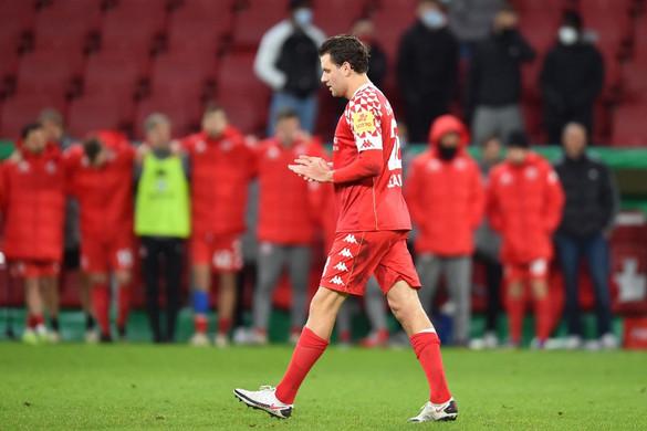 Először lépett pályára Szalai Ádám a Bundesliga idei szezonjában