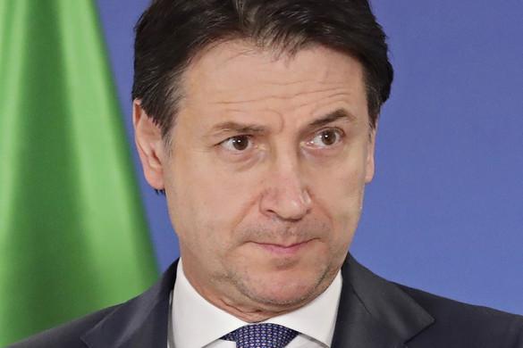 Harmadszorra is kormányt akar alakítani Conte