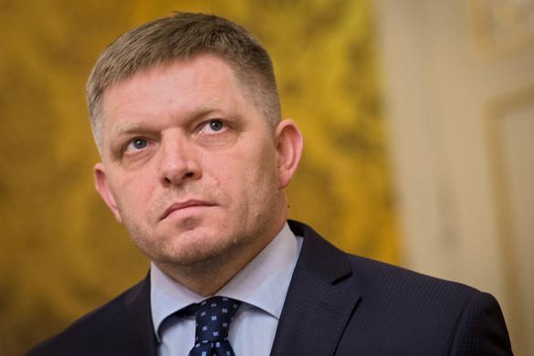 Robert Fico: Soros-pénzek befolyásolják az eseményeket Szlovákiában