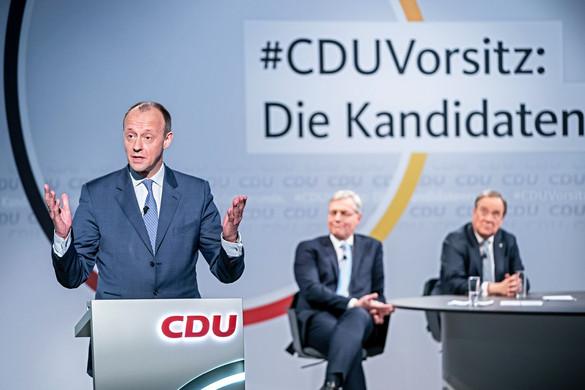 Politikai fordulatot ígér CDU-elnökként Merz
