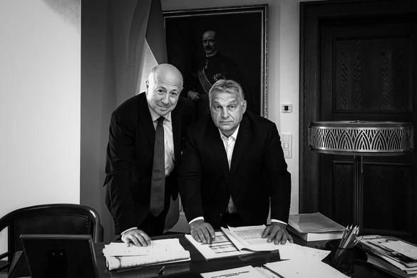 Orbán Viktor: Jól harcoltál, Barátunk