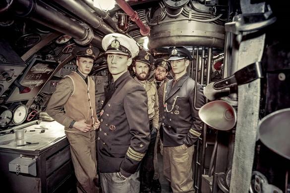 Élet egy második világháborús tengeralattjárón