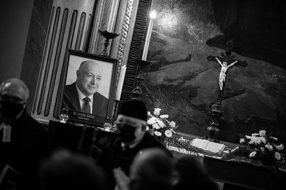 Orbán Viktor: Kriza Ákos visszaadta Miskolc jövőjét