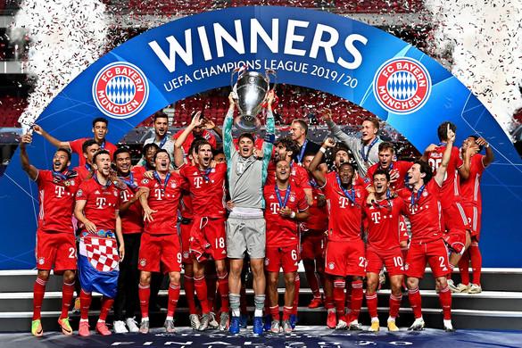 Milliókat ért a Bayern BL-győzelme