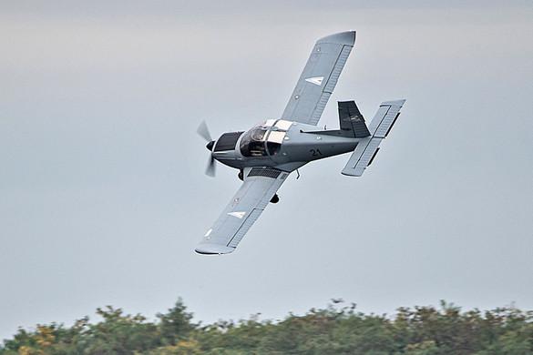 Teljessé vált haderőnk kisrepülőgép-flottája