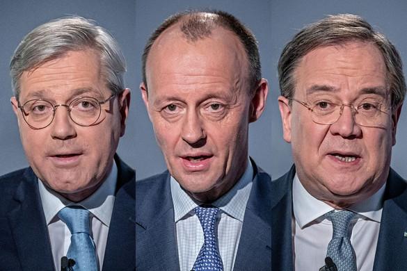 Szoros a verseny a CDU-elnökségért
