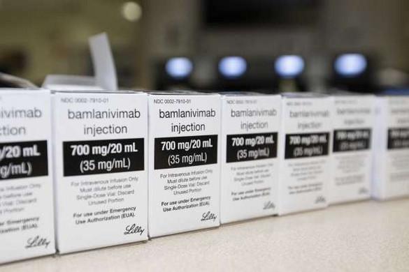 Felhasználták a Dél-pesti Centrumkórházban az első adag bamlanivimab gyógyszert