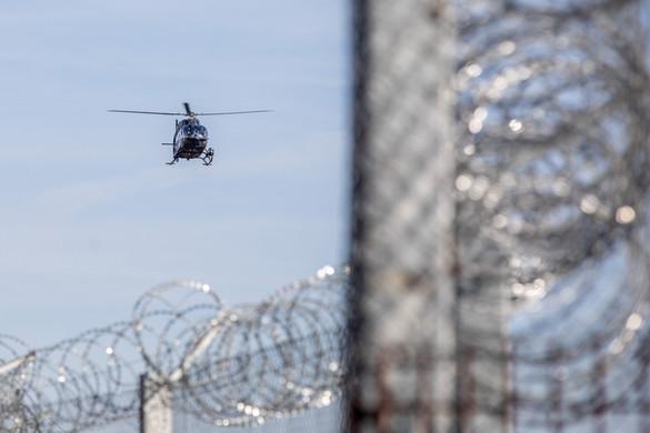Továbbra is nagyon nagy a nyomás a magyar határon