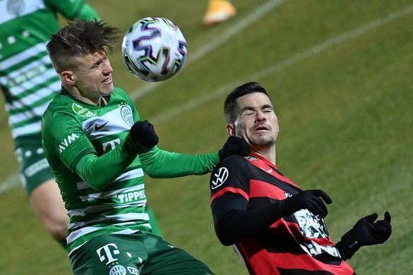 Győzelmével tíz pontra növelte előnyét a Ferencváros