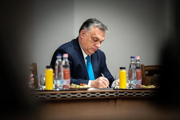 Orbán Viktor gratulált Florentino Péreznek