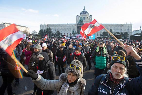 Marad a teljes zárlat Ausztriában