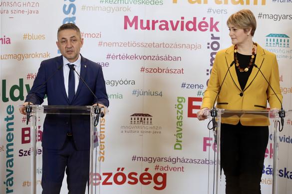 A nemzetpolitika sikerének része a Magyarság Háza létrehozása