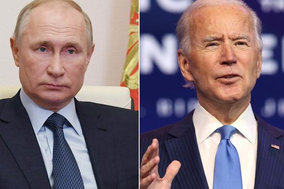 Biden szankciókat jelentett be Oroszország ellen