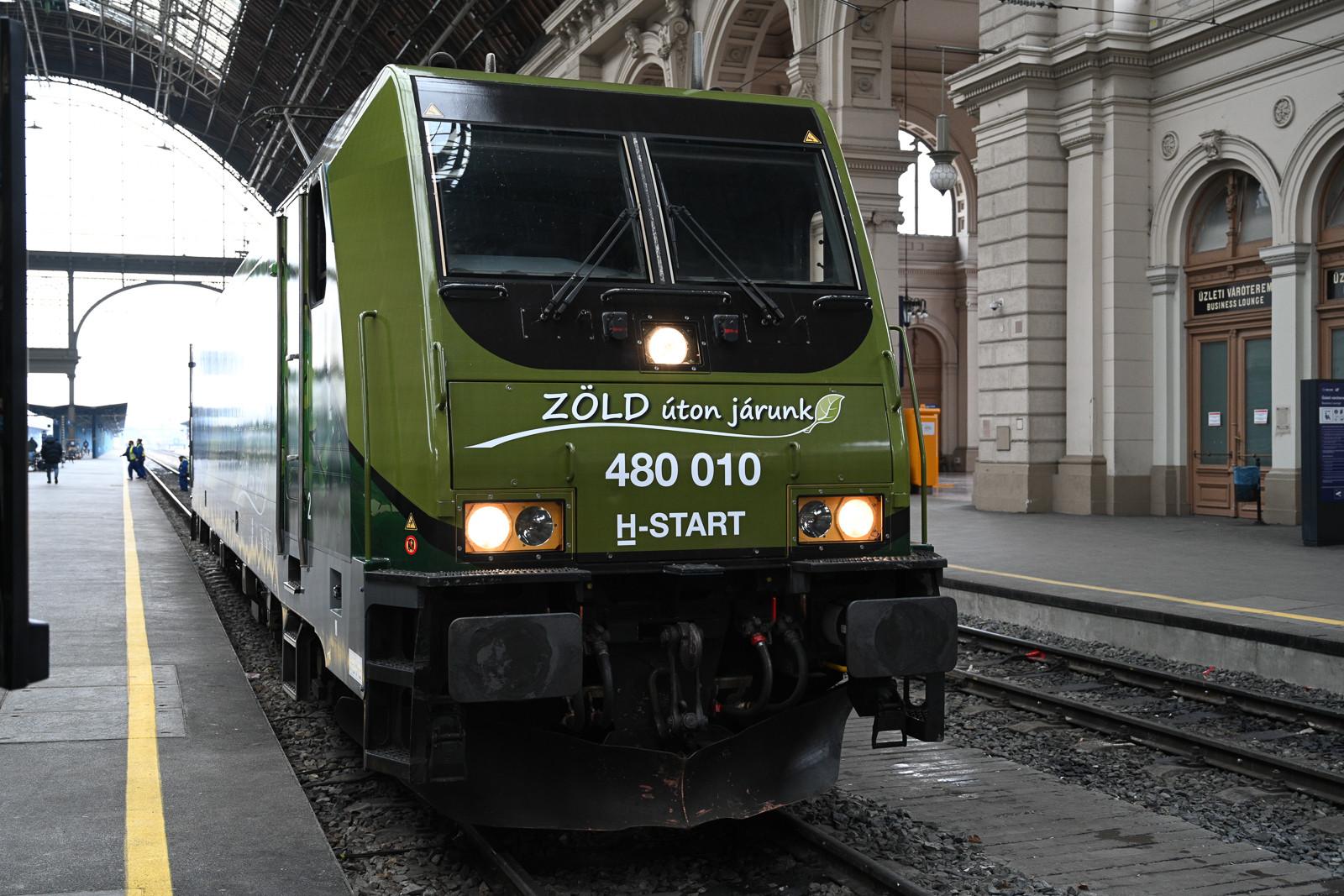 A vonatjegyen mostantól mindenki leolvashatja, hogy mennyi szén-dioxid-kibocsátást takarított meg azáltal, hogy a vasutat választotta