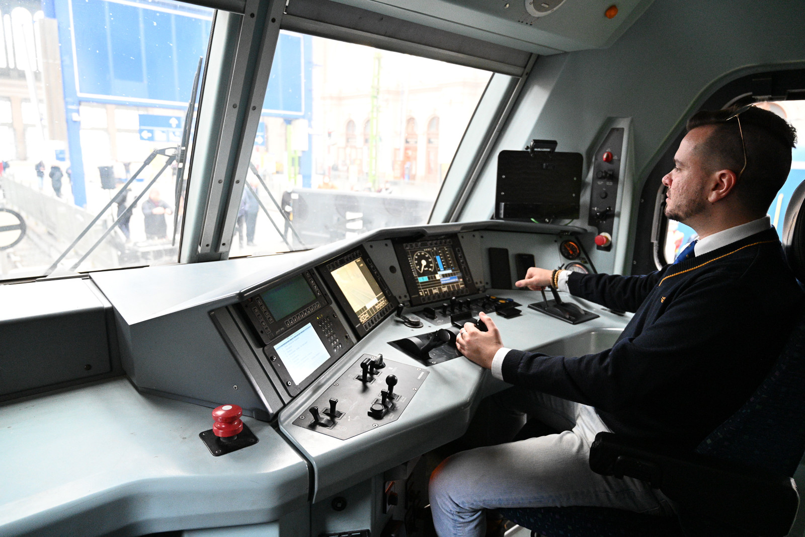 A MÁV-csoport a Vasút Európai Évéhez kapcsolódva indította el zöld kampányát