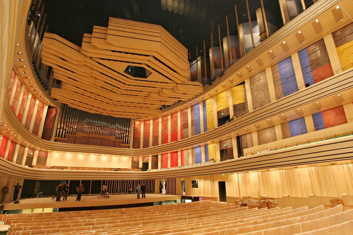 A Művészetek Palotájából már tíz éve közvetítenek koncerteket